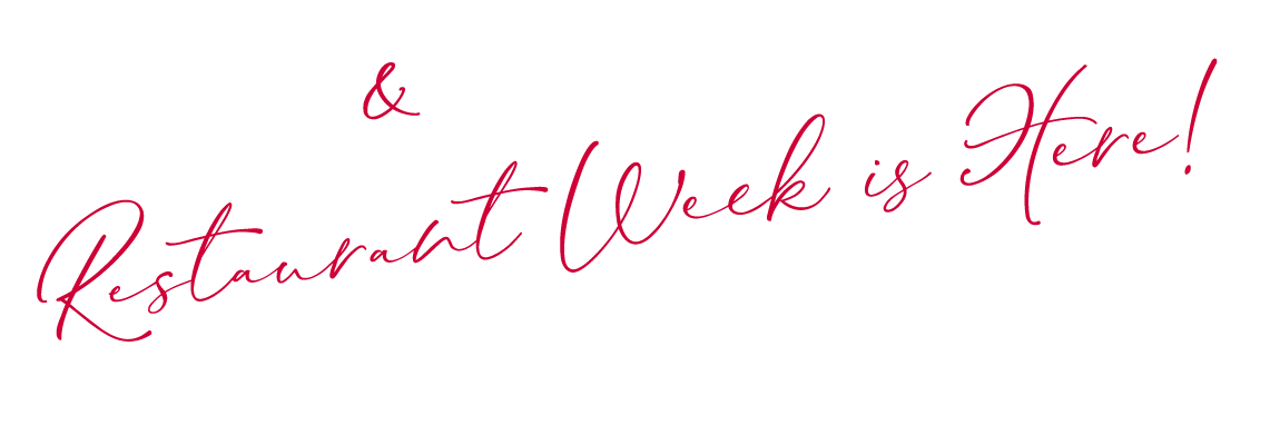 2020 Brooklyn Restaurant Week Menu February